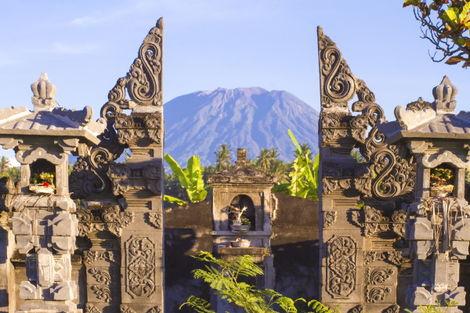 Bali-Denpasar, Circuit privatif Trio Balinais en 9 nuits 4*