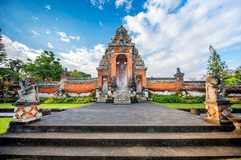 Bali-Denpasar, Circuit Jardin d'Eden 3* charme & séjour à Seminyak au Maison At C Boutique 4*