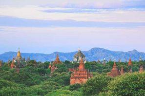 Birmanie-Mandalay, Circuit LUMIERES DE BIRMANIE & NGAPALY 3*