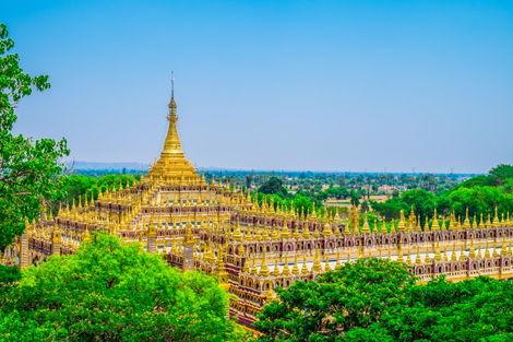 Birmanie : Circuit Lumières de Birmanie & Ngapali