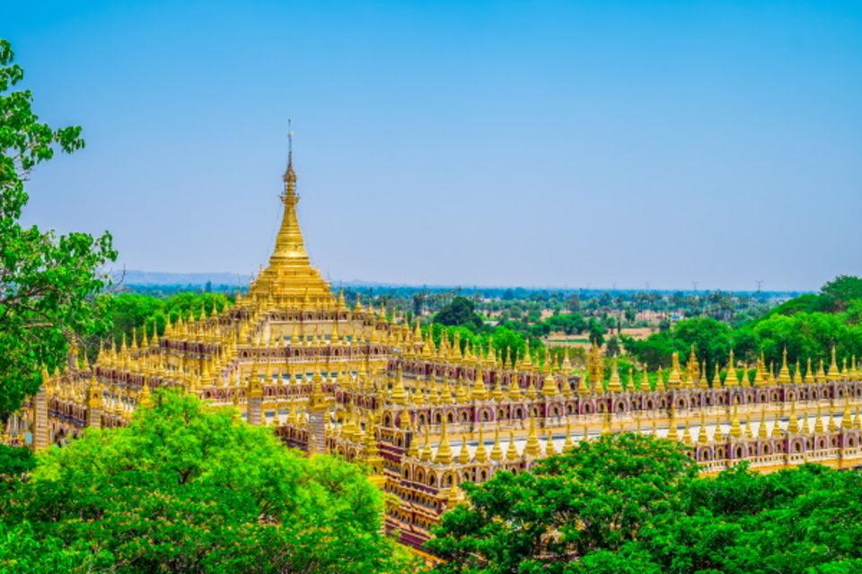 Circuit Lumières de Birmanie & Ngapali Asie Birmanie