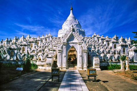 Birmanie-Mandalay, Circuit Les incontournables de la Birmanie 3*
