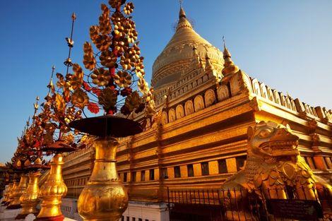 Birmanie-Rangoon, Circuit Le meilleur de la Birmanie