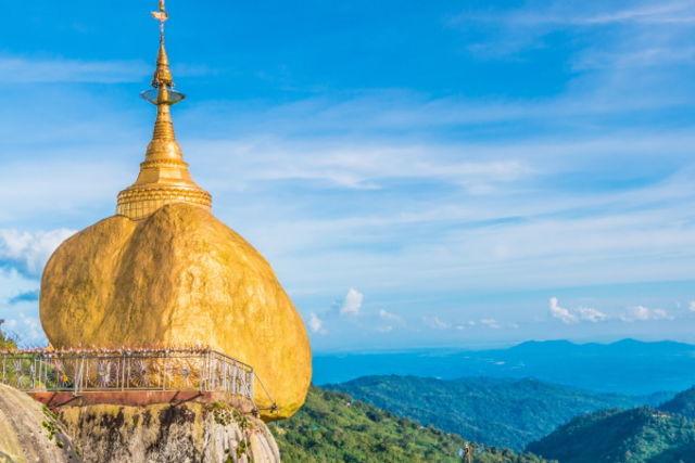 Birmanie : Circuit FRAM Birmanie Légendaire & pré-extension Rocher d'Or