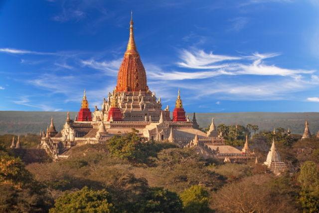 Birmanie : Circuit FRAM Birmanie Légendaire
