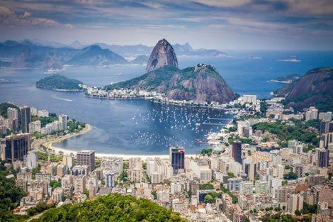 Bresil-Salvador De Bahia, Circuit Impréssion du Brésil