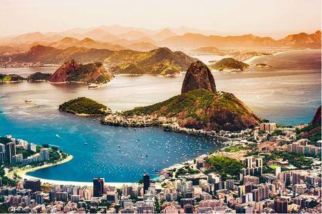 Bresil-Salvador De Bahia, Circuit Les Incontournables du Brésil 4*