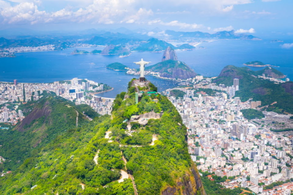 Circuit Impressions du Brésil Sao Paulo Bresil