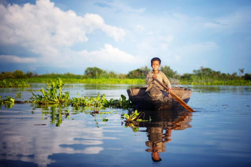 Circuit Indispensable Cambodge Asie Cambodge