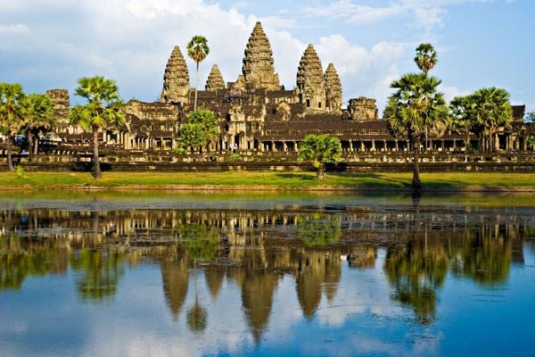Temple d'Angkor Wat Circuit Les inoubliables Cambodge Thailande Phnom Penh Cambodge