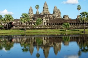 Cambodge-Siem Reap, Circuit Splendeurs du Cambodge 3*