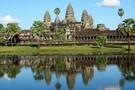 Cambodge - Siem Reap, SPLENDEURS DU CAMBODGE
