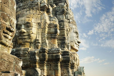 Cambodge-Siem Reap, Circuit Splendeurs du Cambodge 3*