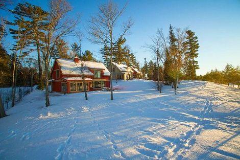 Canada-Montreal, Circuit Immersion hivernale au village Windigo 4*