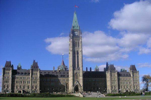 Ottawa - Colline parlementaire Circuit Les incontournables du Canada à New York Montreal Canada
