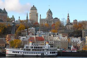 Canada-Montreal, Croisière Au Fil du Saint Laurent