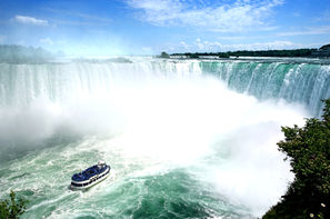Canada-Toronto, Circuit Canada et USA Express