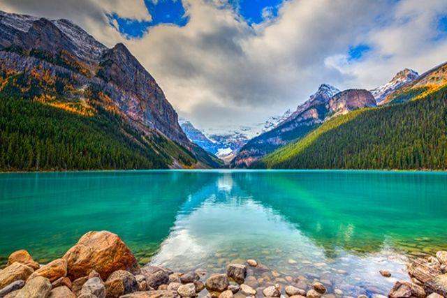 Canada : Circuit Premier Regard Canada Ouest