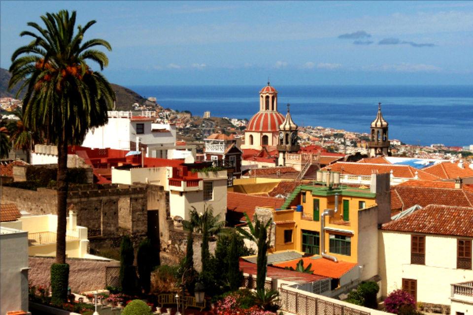 Circuit Au coeur de Tenerife Tenerife Canaries