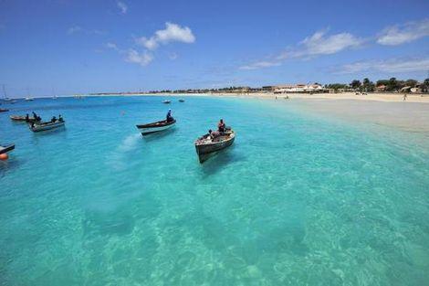 Cap Vert-Ile de Sal, Circuit Echappée capverdienne - Club Héliades Riu Funana 5*