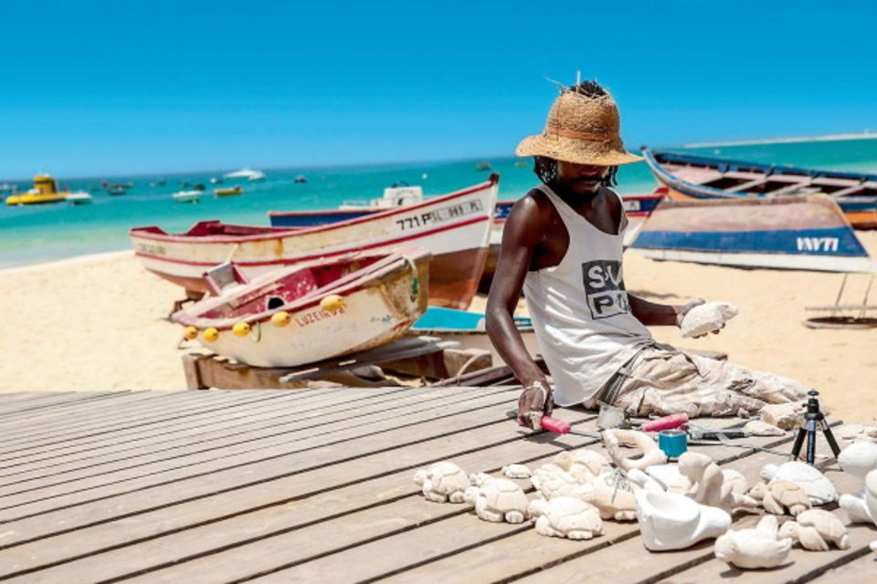 Circuit Echappée Capverdienne - Club Héliades Riu Funana Ile de Sal Cap Vert