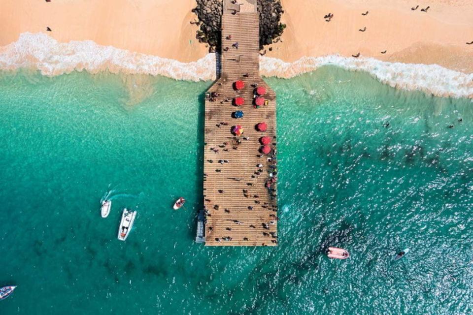 Circuit Echappée Capverdienne - Club Héliades Oasis Belorizonte Ile de Sal Cap Vert