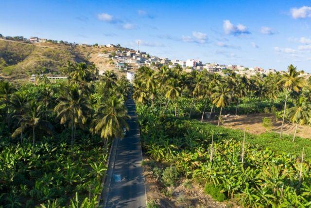 Cap Vert : Circuit FRAM Couleurs Cap-Verdiennes