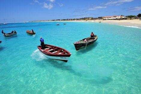 Cap Vert-Ile de Sal, Circuit Les Iles au Vent 3*