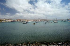 Cap Vert-Sao Vicente, Circuit Echappée Capverdienne - Arrivée Sao Vicente