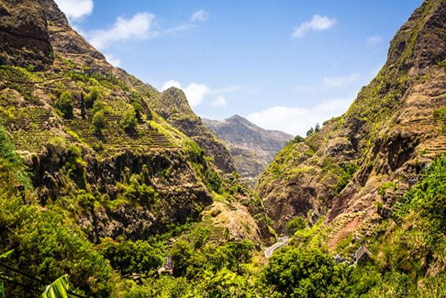 Cap Vert : Circuit Regard sur le Cap Vert