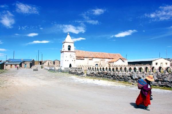 Paysage traditionnel chilien Circuit Splendeurs du Chili & ext île de Pâques Santiago Chili