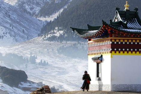 Chine-Chengdu, Circuit Splendeurs du Tibet 3*