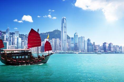 Chine-Hong Kong, Circuit FRAM Panorama de la Chine éternelle