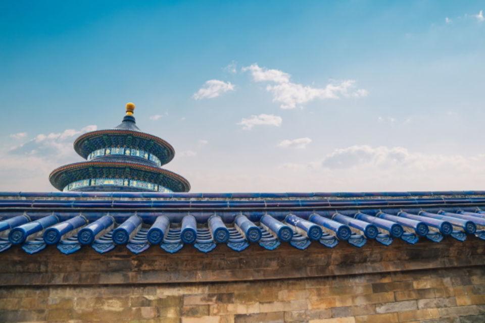 Circuit Lumières de Chine Pékin Chine