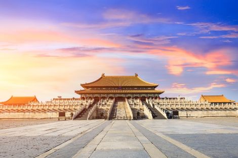 Chine-Shanghai, Circuit Chine en Liberté 3*