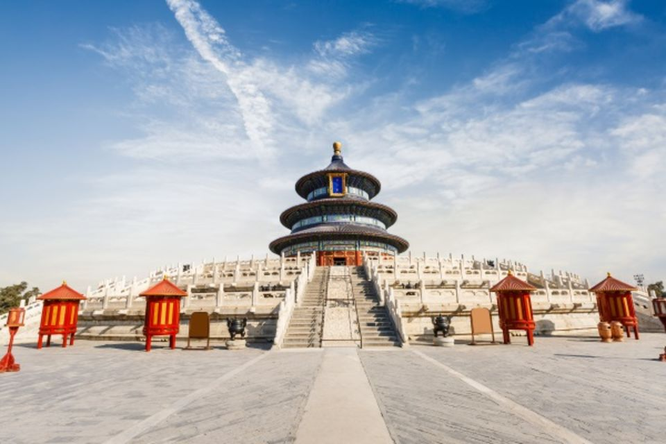 Circuit Chine, le Céleste Empire Shanghai Chine