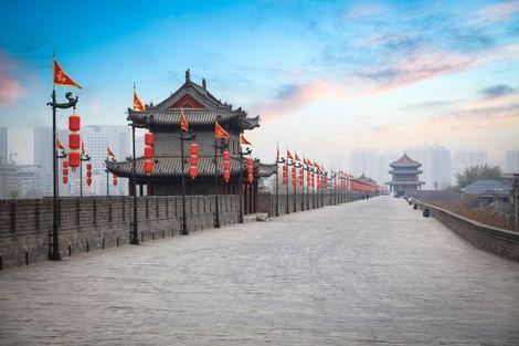 Chine-Shanghai, Circuit FRAM Beautés de la Chine 3*