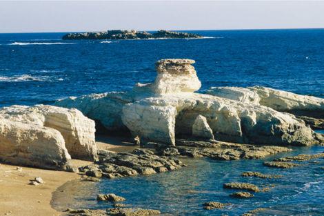 Chypre-Larnaca, Circuit FRAM Grand Tour de Chypre