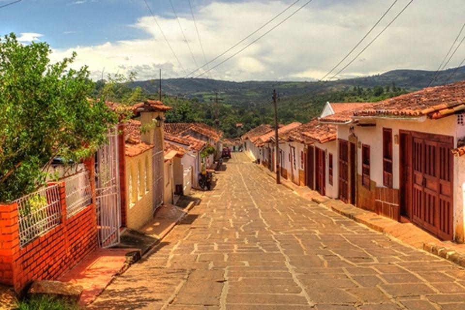 Circuit Premiers regards de Colombie & Carthagène Bogota Colombie
