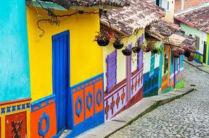 Colombie-Cartagene, Circuit Découverte de la Colombie