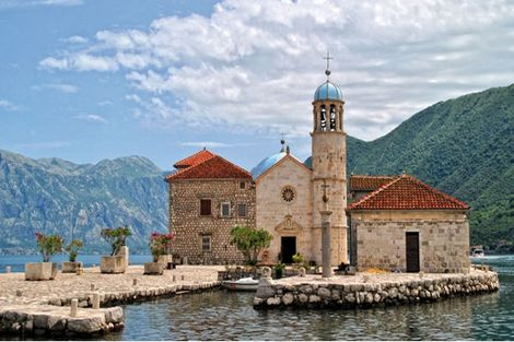 Croatie-Dubrovnik, Combiné circuit et hôtel Découverte des Cités Monténégrines -Top Clubs Park 4*