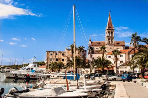Croatie-Dubrovnik, Circuit Merveilles de Dalmatie