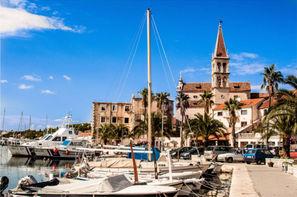 Croatie-Dubrovnik, Circuit Merveilles de la Dalmatie