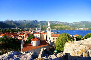 Croatie-Dubrovnik, Circuit Découverte en étoile au Monténégro 4*