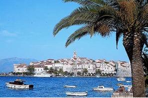 Croatie-Dubrovnik, Circuit Découverte en étoile à Dubrovnik 4*