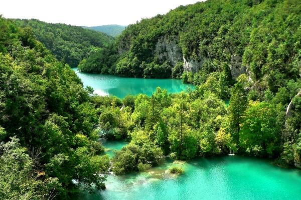 Lacs de Plitvice Circuit en Étoile : Tour de l'Istrie4* Pula Croatie