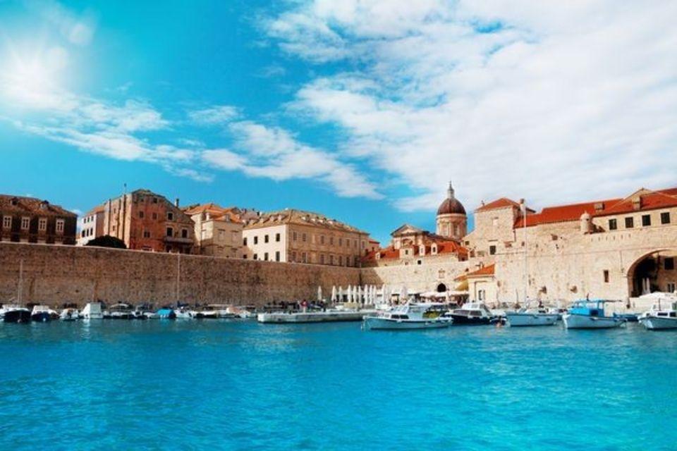 Circuit FRAM Beautés de l'Adriatique Split Croatie et Côte Dalmate