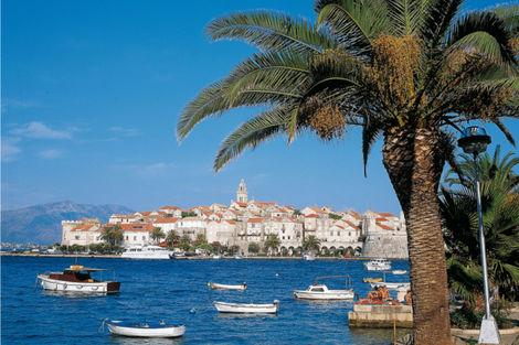 Croatie-Split, Circuit Saveur nature Croate et Top Clubs Quercus 4*