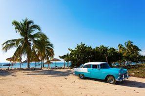 Cuba-La Havane, Circuit Couleurs cubaines + extension Varadero