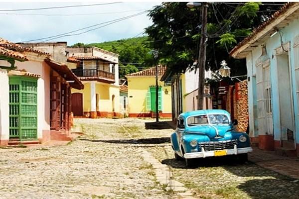 rue cubaine Circuit Merveilles de Cuba La Havane Cuba